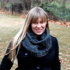 Your place to buy and sell all things handmade Knit Cowl, Knit Crochet, Short Scarves, Perfect Dark, Moon Rock, Fancy Nancy, Cowls, Bending, Knits