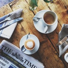 coffee at Hastings Castle / photo by Katya Katkova