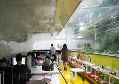 Social life: Silicon House by Selgas Cano | ArchitectureAU