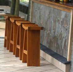 15 fun things you can use as barstools - | bar stool, stools and bar