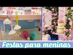 40 Opções de Tema para Festa de Menina - YouTube