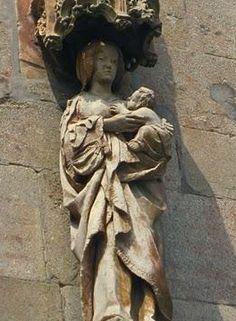 Nossa Senhora do Leite, Sé de Braga, Portugal