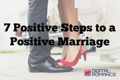 7 Positive Steps to a Positive Marriage - A positive marriage is a marriage that brings peace, joy and progress. If you desire a positive marriage Bisi Adewale of Totalfamilylife has 7 tips that will get you there! #marriage #advice #relationships
