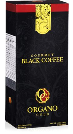 Black Coffee & Organic Ganoderma lucidum from Organo Gold, Try our classic cup of coffee that's as flavorful as it is invigorating.