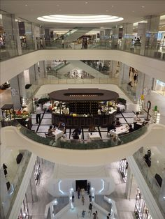 Atrium, Department Store, Stores, South Korea, Mall, Wallpapers, Adidas, Mansions, House Styles