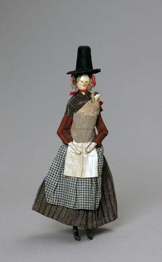 Tim Bowen Antiques, Carmarthenshire, Wales Welsh Doll Sold