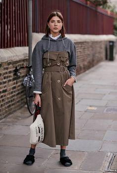 London Fashion Week SS18: Street style   Buro 24/7