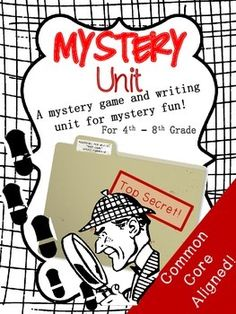 This is a fun game that gets students thinking!  Using critical thinking skills, students solve the mystery of the bank robbery in the small town of Laramie Falls.  Read the short story to the students and then hand out the clues on small pieces of paper.