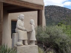 One more reason to love New Mexico Museums... Museum Hill, Santa Fe... http://www.okeeffecountry.com/museums.html