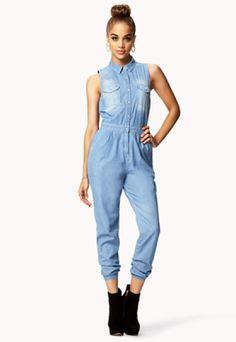 Jeans Jumpsuits And Rompers