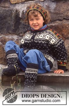 Free knitting patterns and crochet patterns by DROPS Design Knitting Patterns Free, Free Knitting, Baby Knitting, Free Pattern, Crochet Patterns, Drops Design, Drops Baby, Magazine Drops, Knitwear