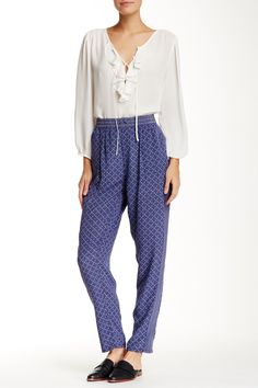 Joie - Juju Silk Pant at Nordstrom Rack. Free Shipping on orders over $100.