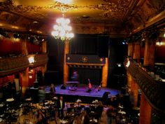 Great American Music Hall, a classic live music venue with an absolutely gorgeous interior. http://www.slimspresents.com/venue_detail/gamh/