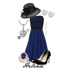 Helena, created by jgreenwald on Polyvore