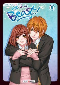 Découvrez He is a beast, Tome 11 de Saki Aikawa sur Booknode, la communauté du livre