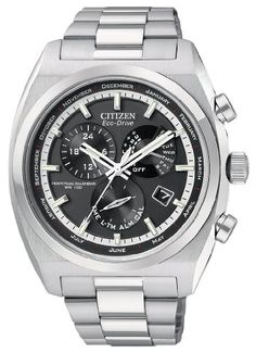 Men's Wrist Watches - Citizen Mens BL812052E Calibre 8700 EcoDrive Stainless Steel Calibre 8700 Watch ** Check this awesome product by going to the link at the image.