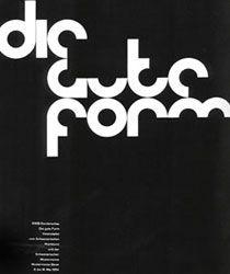 .. :: The International Typographic Style Timeline :: ..