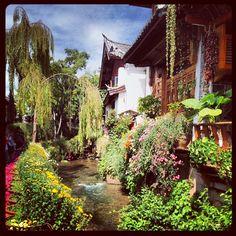Lijiang Old Town 丽江古城 tại Lijiang, 云南
