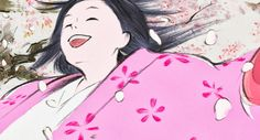 """Wonderful new Ghibli movie  """"Princess Kaguya"""""""
