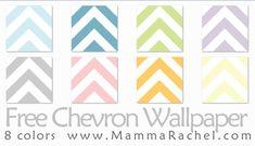Free Chevron Wallpaper
