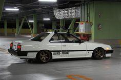 Nissan Skyline RS Turbo
