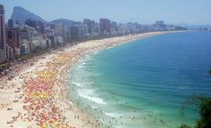 Home to natural wonders like the Amazon, beautiful beaches in Ipanema, and thriving cities like Rio de Janeiro, Brazil is always a great place to visit, especially in 2014. (From: To Go or Not To Go 2014)