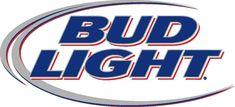 Bud Light Beer Logo Refrigerator / Tool Box Magnet