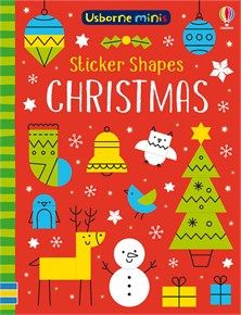 """""""Sticker shapes Christmas"""" at Usborne Books at Home Organisers Buy Stickers, Face Stickers, Christmas Maze, Christmas Trees, Maze Book, Wood Dale, Monster Face, Sam Smith, Christmas Stickers"""