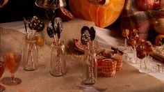 Ricetta Halloween - Lecca-lecca Autunno