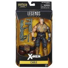 Marvel Legends - X-Men - Juggernaut Series - Cable