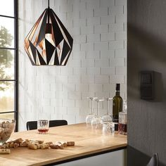 What a chill place to kick back with some friends and have some wine.  The all new Carlton Pendant light by @eglo_lighting_australia coming this month to JD Lighting. #Eglo #eglolighting by jdlighting