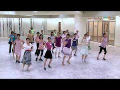 Come Back My Love -- Line Dance (Dance & Walk Through)