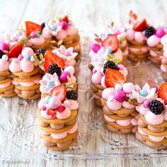 Baileys-bebepiirakka | Reseptit | Kinuskikissa Irish Cream, Baileys, Mini Cupcakes, Birthday, Sweet, Desserts, Recipes, Baking Ideas, Food
