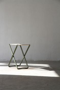Wonderful Folding Stool | Unplugged