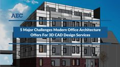 The providers of 3D CAD design services must adapt to the changing philosophy and concepts of office architecture in providing office buildings that reflect the culture and ethos of the organization.The objective should be to increase the satisfaction level and productivity of the employees.