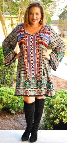 Perfectly Priscilla Boutique - Boho Babe Dress***FINAL SALE***, $20.00 (http://www.perfectlypriscilla.com/boho-babe-dress-final-sale/)