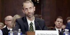 The original title: Trump nominated judge asked three do not know at the hearing joke  When Senator Matthew Spencer Petersen, a federal judge in Washington DC who was nominated by U.S. President Trump, attended the audit hearings of the Senate Judiciary Committee the day before yesterday,...