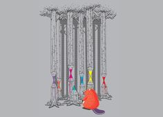 """""""Color Founder """" - Threadless.com - Best t-shirts in the world"""