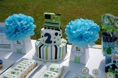 Unique Birthday Party Ideas | New to the Shop} Vintage Train Birthday Party Collection! | The ...