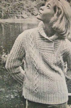f145cb32444 ah c est elle... vintage . Irish SweatersPerfect ...