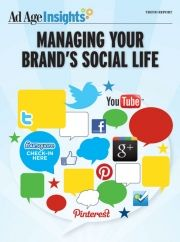 Advertising Age - Managing Your Brands Social Life - Page 1 Social Media Branding, Social Media Tips, Social Networks, Facebook Marketing, Social Media Marketing, Digital Marketing, Loyalty Marketing, Get Youtube Subscribers, Social Media Measurement