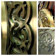 Mescidi Nabevi wooden door and metal applications (3)