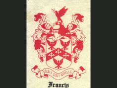 family crest - Google Search
