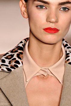 collars @ Thakoon