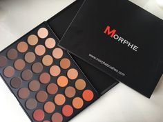 Modebyai: Eye Shadow Palette (35OM) | MORPHE
