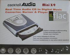 Main Box Cocktail Audio Mini X-9