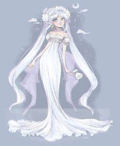 Moon Princess by babsdraws