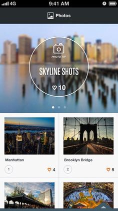 City Guides by National Geographic for iPhone