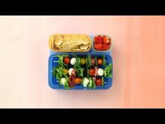 5 Ways to Hide Healthy Foods in Your Lunch - YouTube