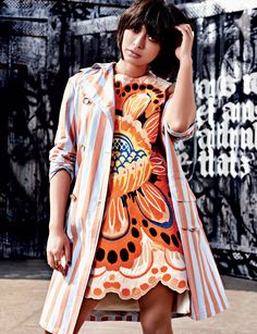 Sayani Gupta Amazing Pictures From Elle India Magazine March 2016 Issue